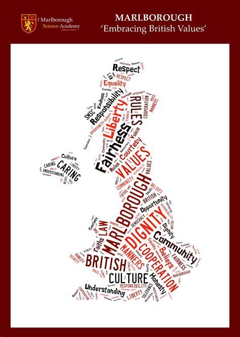 marlborough science academy promoting british values smsc