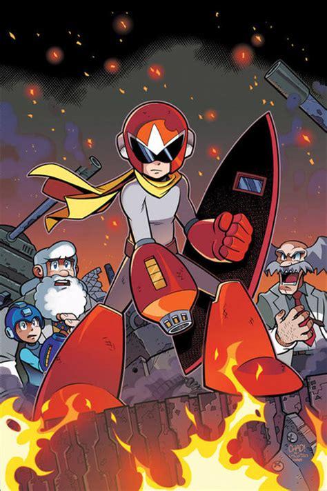 Proto Man Character Comic Vine