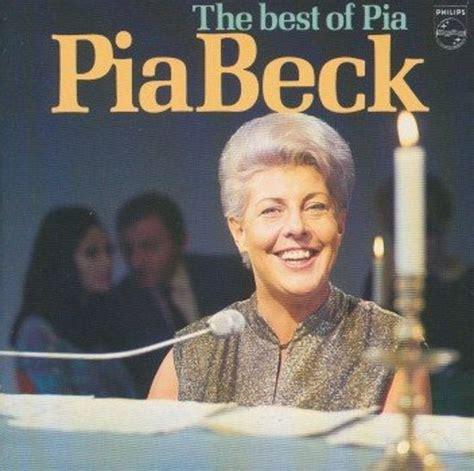 Best Of Beck by Bol Best Of Pia Beck Pia Beck Cd Album Muziek