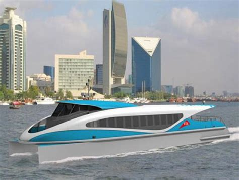 Ferry Boat Dubai by New Ferry Route And Metro Station Improve Transport In