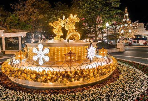 christmas  tokyo disneysea disney tourist blog