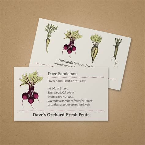 vistaprint business card layout beet root business card vistaprint business card ideas
