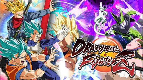 Anime Dragon Ball A New Fighter Against Z Fighters In Dragon Ball Fighter Z