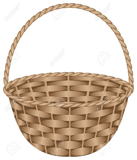 Basket Clipart Woven Baskets Clipart Clipground