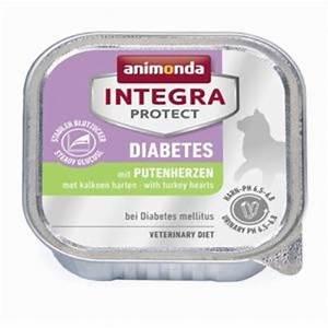 Bestes Katzenfutter Nass : animonda integra diabetes putenherzen 16 x 100g schale ~ Watch28wear.com Haus und Dekorationen