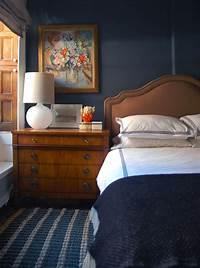 navy blue bedroom Best Navy Blue Paint Colors