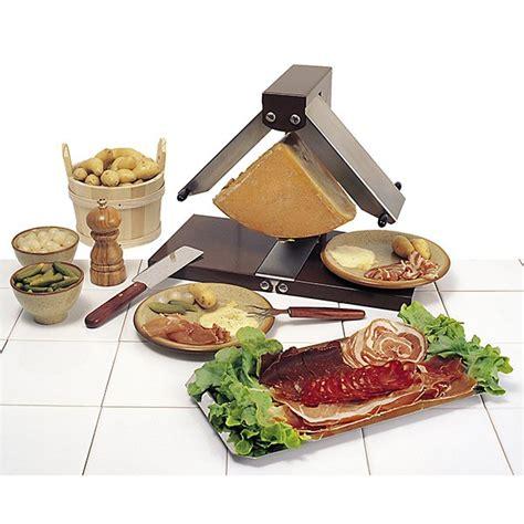 appareil cuisine conviviale appareil à raclette brézière 1000 w raclettes fondues