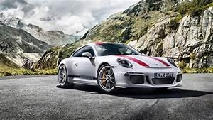 Fahrstunde Im Neuen Porsche 911 R Gefllig Motorblock