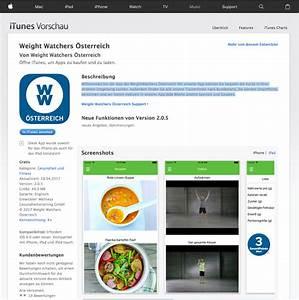 Smartpoints Weight Watchers Berechnen : weight watchers app weight watchers sterreich ~ Themetempest.com Abrechnung