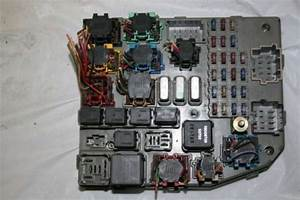 1997 Jeep Grand Cherokee Laredo 56018509l Fuse Box Panel