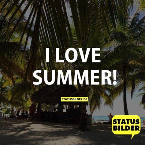 i summer sommer spr 252 che jahreszeiten urlaubs