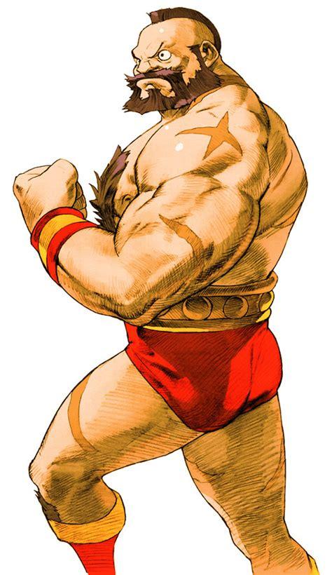 Zangief Marvel Vs Capcom Wiki