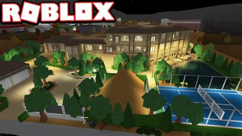 The Best $1,000,000 Dollar Mansion In Bloxburg