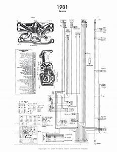 1981 Starter Wiring - Corvetteforum
