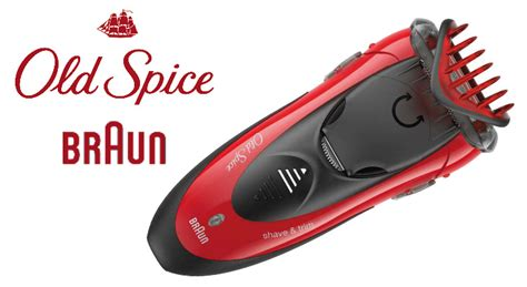 spice shaver trimmer powered braun electric shaver