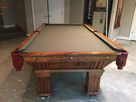 slate pool tables for sale used pool tables for sale youngstown ohio boardman