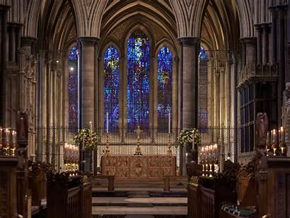 Salisbury Holy Week Digital Cathedral Cathedrals Ash