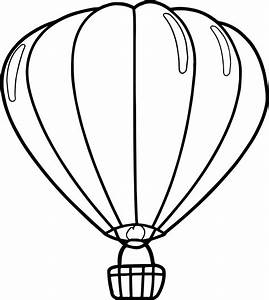 Balloon Coloring Pages Innovative Large Balloons - Air ...
