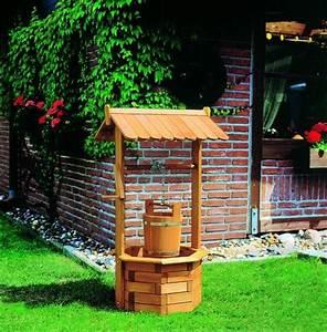 puits decoratif bois syma mobilier jardin puits en bois With amazing pont pour bassin de jardin 13 deco jardin puit en bois