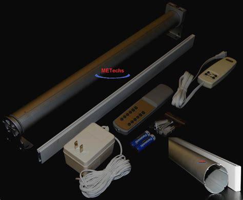 79 quot remote electric motorized blind roller rod ebay
