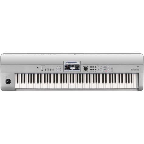 korg krome 88 key synthesizer workstation limited