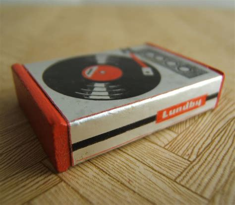 It's a small world: Lundby Record Players