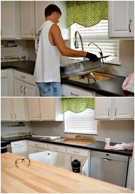 How To Remove Formica Kitchen Countertops  Sew Woodsy. Kitchen Island With Wheels And Drop Leaf. Wall Pot Racks For Small Kitchens. Double Island Kitchen. Dining Kitchen Design Ideas. Small Sink Kitchen. Kitchen Art Ideas. Industrial Style Kitchen Island. Design Small Kitchen