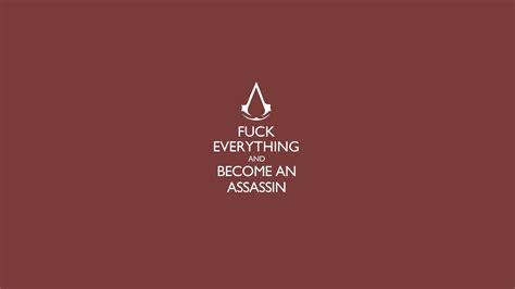 assassins creed text zitiert lustige logos wallpaper