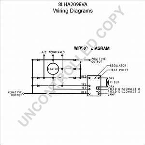 Land Cruiser N Reg Wire Diagram Alternator