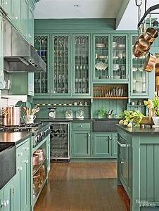 ideas and expert tips on glass kitchen cabinet doors With what kind of paint to use on kitchen cabinets for glass wall art panels