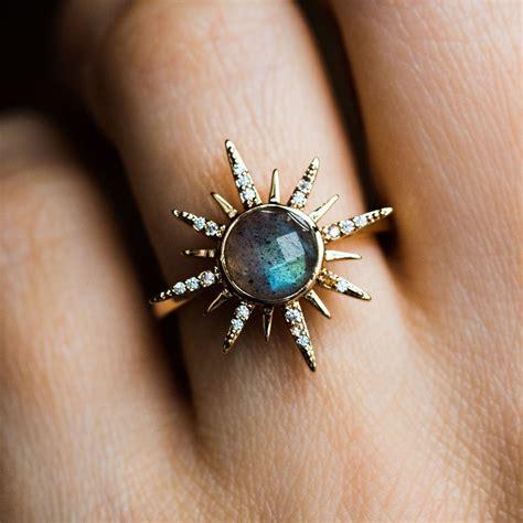 Labradorite Jewelry Pieces we Love This Season ...