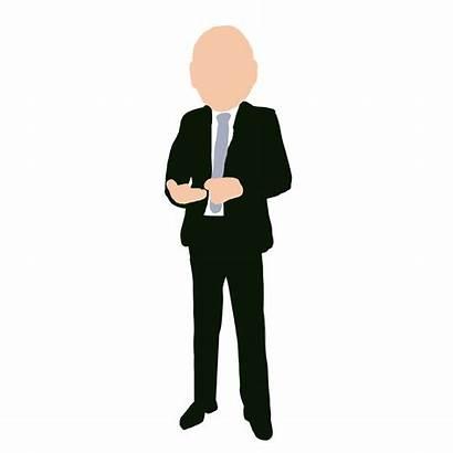 Suit Business Pixabay Clipart Clip Written Hr