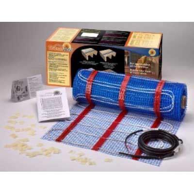 Warm Tiles Easy Heat by Easy Heat Sam1025 Warm Tiles 174 Mat Kit 120 Volt Ac 29 36