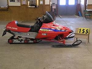 2000 Polaris Xc 600 Sp Edge