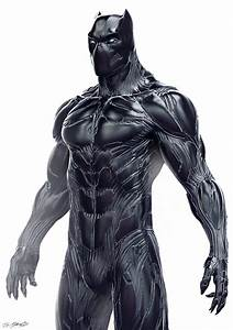 Early Black Panther Concept Designs Revealed - IGN