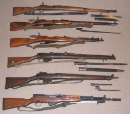 WW2 Sniper Rifles