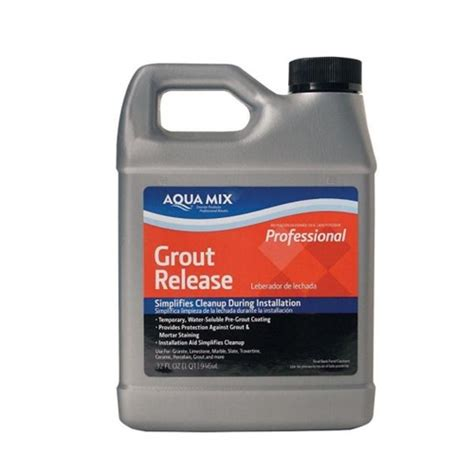aqua mix grout release pre grout coating gal