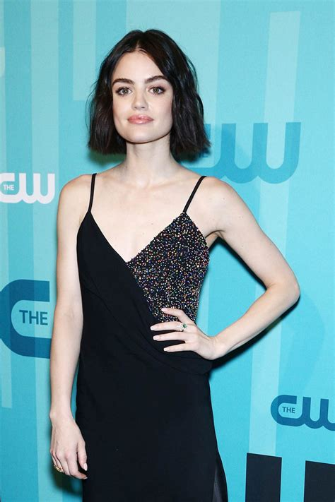 Lucy Hale – The CW Network's Upfront in New York City 05 ...