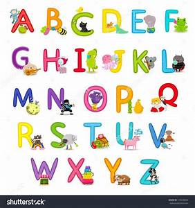 children39s alphabet clipart 86 With alphabet letters for toddlers
