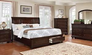 Barlow Queen Storage Bedroom The Dump America39s