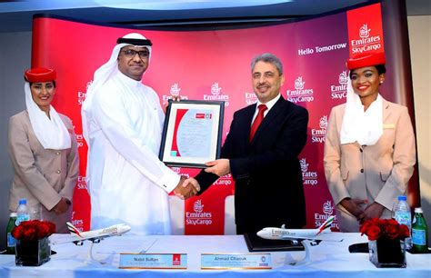 bureau veritas uae careers emirates opens compliant pharma terminal in dubai ǀ air cargo news