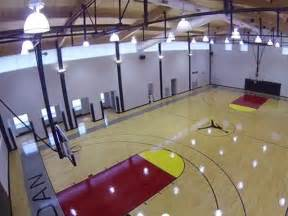 Michael Jordan House Basketball Court