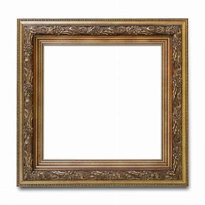 Transparent Frame Blank Bronze Private