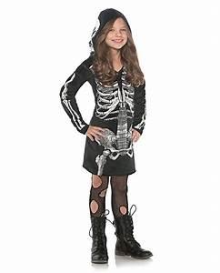 Halloween Skelett Kostüm : skelett kapuzenkleid f r kinder f r halloween kost me ~ Lizthompson.info Haus und Dekorationen