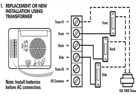 doorbell wiring doityourself community forums