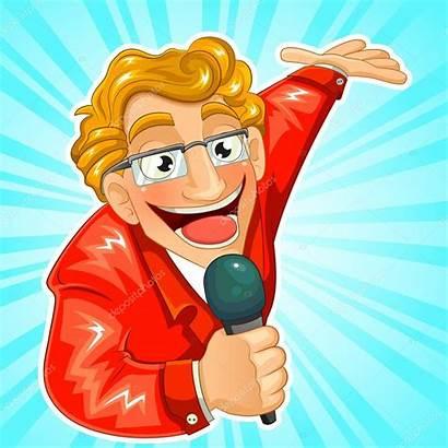 Host Pixwords Animateur Gastheer Litere Hospedeiro Dessin