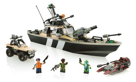 Lego Army Boat Sets by Press Release Offers Information And Insight For G I Joe
