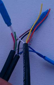 Transducer Rewiring  Some Wires Found Missing In Cable
