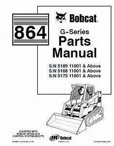 Bobcat 864 G