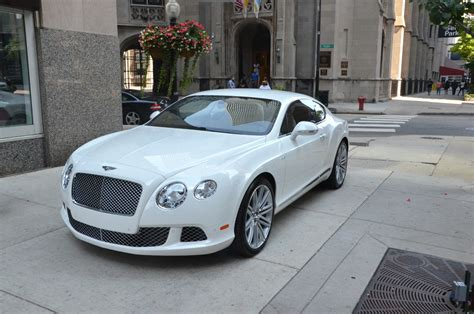 2014 Bentley Continental Gt Speed Stock # B1030a For Sale